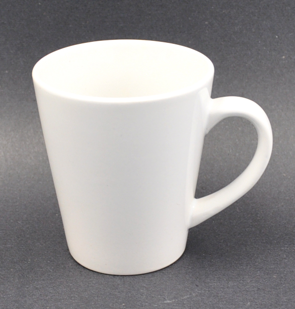 17oz White Latte Mug Sublimation Ink Heat Transfer Mug
