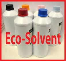 Eco-Solvent Ink 1000ml,Large Format Printer,Mimaki,Roland, Motoh