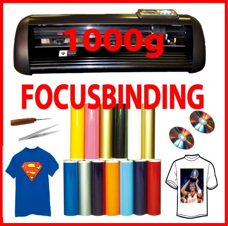 "14"" 1000g force Vinyl Cutter Plotter Package"