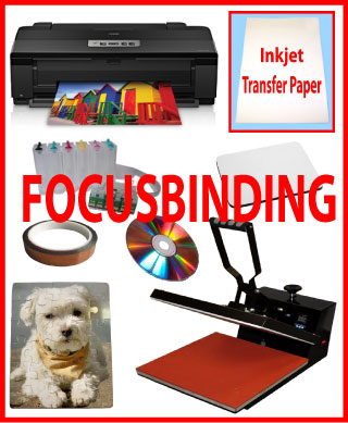 16x24 Heat Press,Epson Printer1430,CIS,Dye Ink Kit Heat Transfer