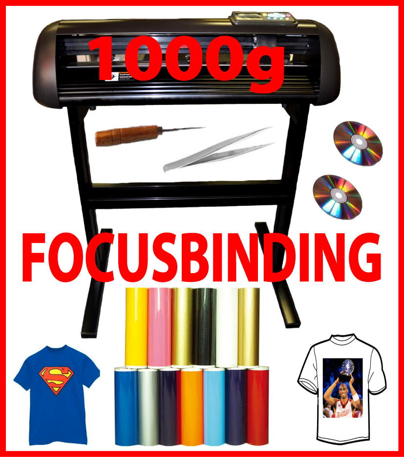 "28"" 1000g force Vinyl Cutter Plotter Package"