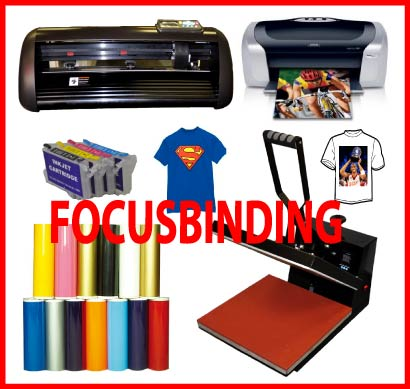 "15x15 Heat Press,13"" 1000g Vinyl Cutter,Epson C88+Refill"