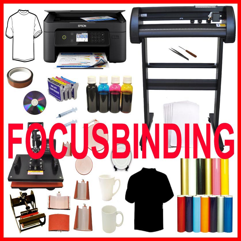 "8in1 Heat Press 28"" 500g Laser Vinyl CutterSublimation Printer"
