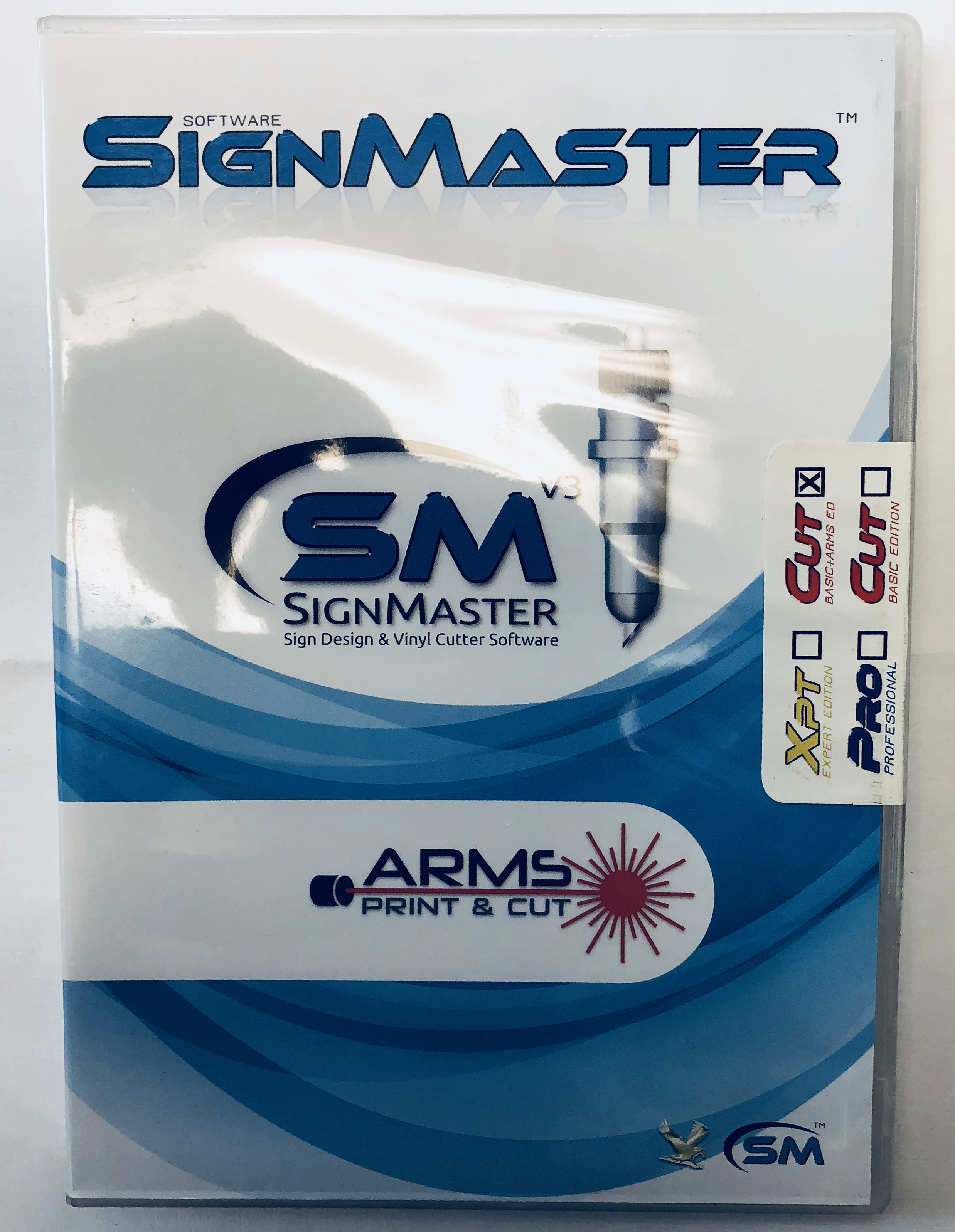 SignMaster Software for ARM Contour Vinyl Cutter Plotter Sign