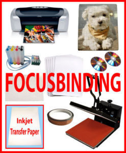 15x15 Heat Press,Epson Printer,Sublimation CISS,Puzzle Mouse Pad