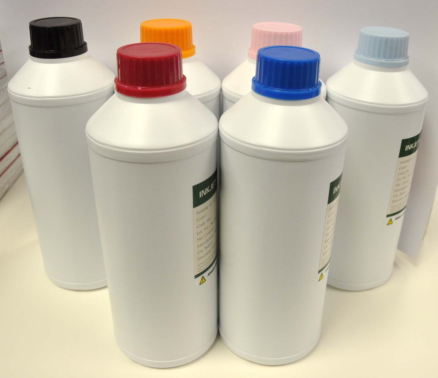 Cleaner, Eco-Solvent Ink