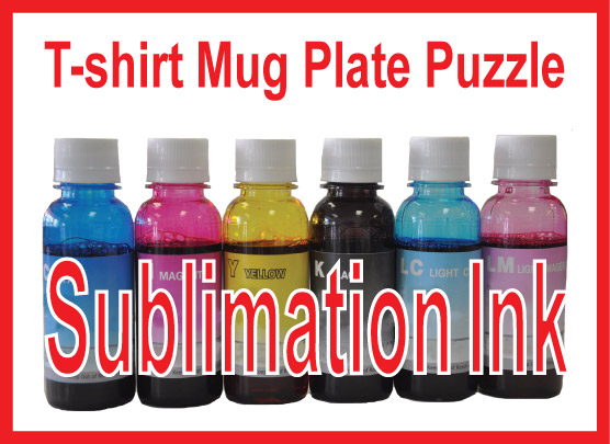Dye Sublimation Ink