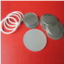 "2-1/4"" (58mm) Mirror Button Blank for Button/Badge Maker Press"