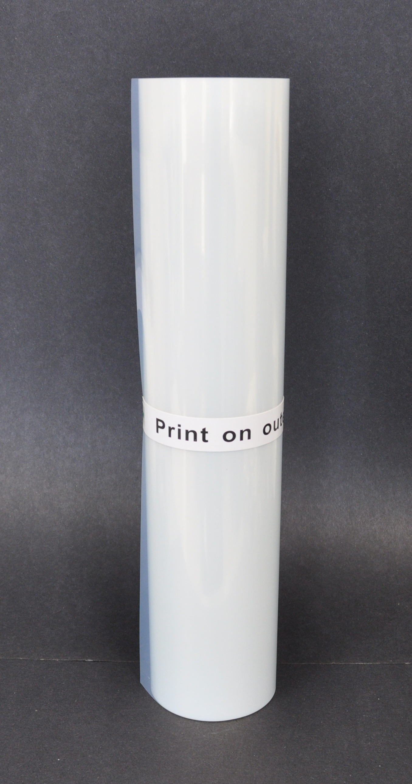 "13""X100' Roll PET Waterproof Screen Positive Inkjet Film"